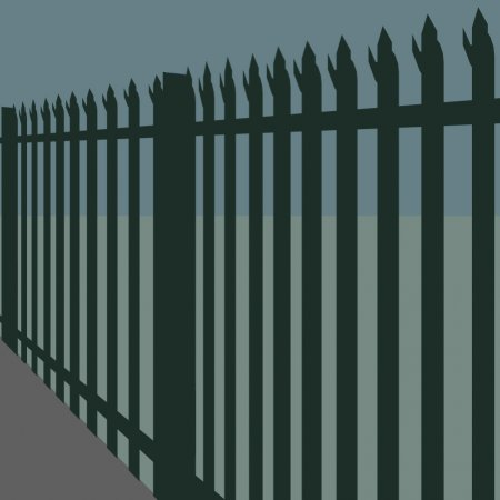 pallisade fencing is a incredibly effective and durable